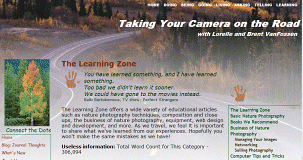 Taking Your Camera on the Road - Custom Category Page View Template File in Action