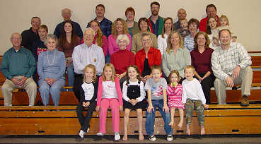 VanFossen Family Reunion 2005
