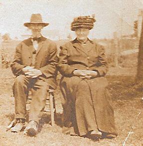 John and Jenny Svendson, Ancestors of Lorelle, circa 1930