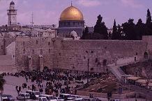 Western or Wailing Wall, Jerusalem, Israel, photograph copyright Lorelle VanFossen