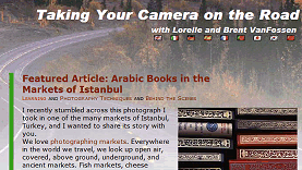 Featured old posts with the Archivist WordPress Plugin on Taking Your Camera on the Road