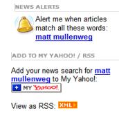 Yahoo News Feed Link
