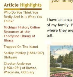 Example of Customized Post Listings WordPress Plugin using Random Posts for Highlights