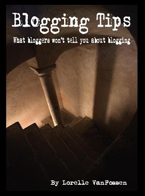 Blogging Tips Book by Lorelle VanFossen
