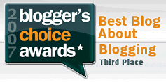 Bloggers Choice Awards 2007