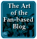 The Art of the Fan-based Blog badge