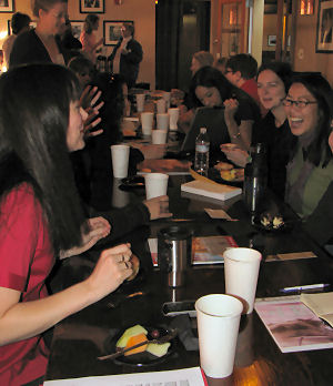 Romance Writers of America San Francisco Chapter - web publishing seminar 2008 - photograph copyright Lorelle VanFossen