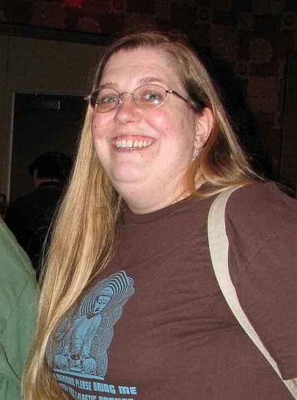 Charlene Mullenweg at WordCamp Dallas