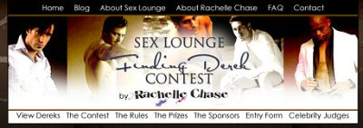 Find Derek Contest by Rachelle Chase