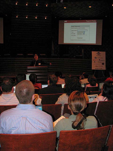 Jonathan Bailey tackles content theft at WordCamp Dallas