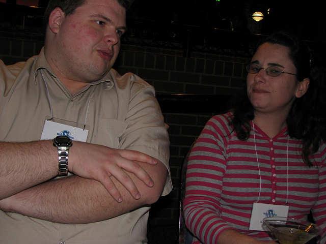 WordCamp Dallas pre-party friends