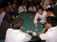 by Lorelle VanFossen - the final poker players get dealt cards