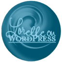 Lorelle on WordPress logo.