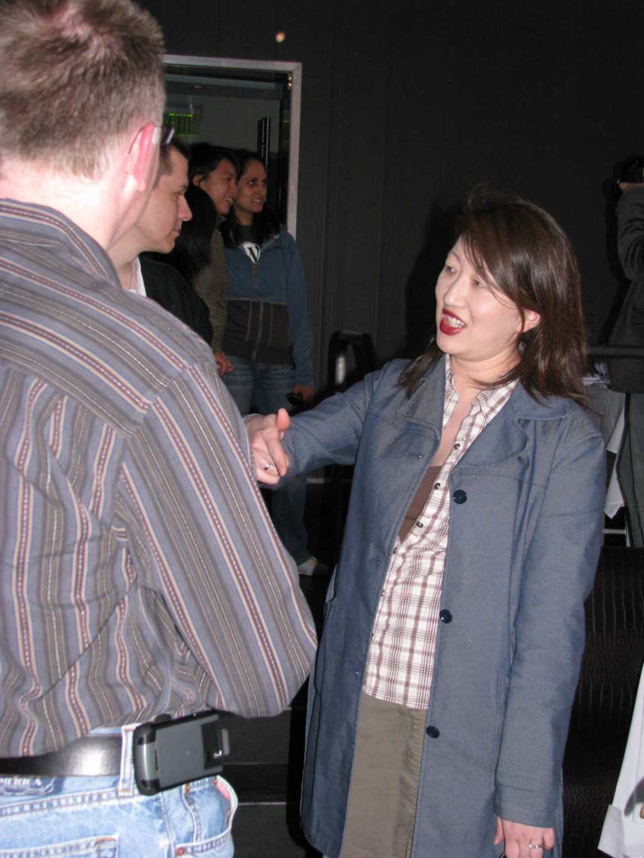 WordCamp 2008 -photos by Lorelle VanFossen