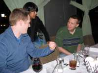 WordCamp 2008 -photos by Lorelle VanFossen - the speaker's dinner