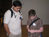 markghoshanddanielb-wordcamp2008sf