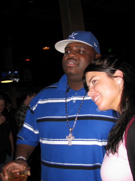 rapperwordcamp2009andfriend