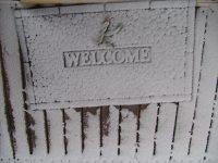 welcomematt