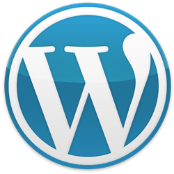 WordPress official logo