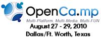 opencamp 2010 logo