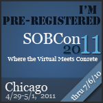 SOBCon 2011 in May in Chicago, Register Now