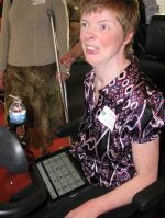 glenda-watson-hyatt-new-ipad-sobcon2010chicago-by-lorelle-vanfossen