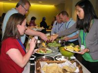 lunch--sobcon2010chicago-by-lorelle-vanfossen