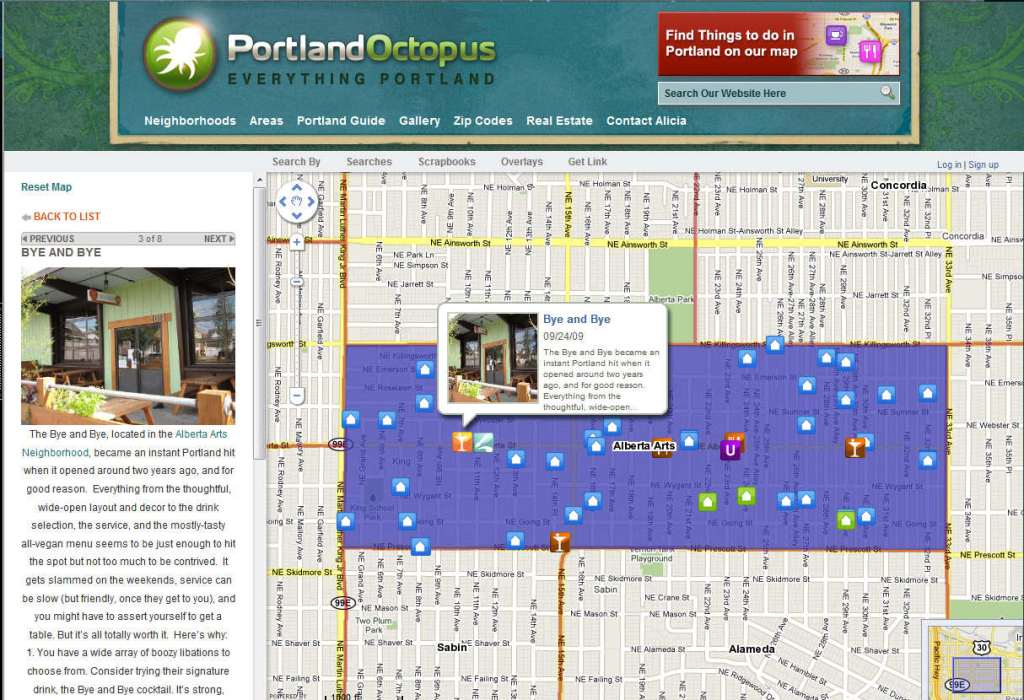 PDX Octopus WordPress Plugin for M Realty