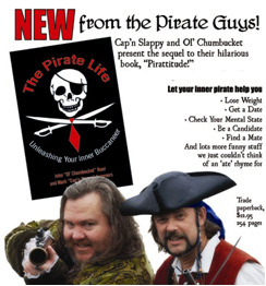 Talk Like a Pirate Day WordPress Plugin