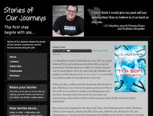 Stories of Our Journeys interview with JC Hutchins