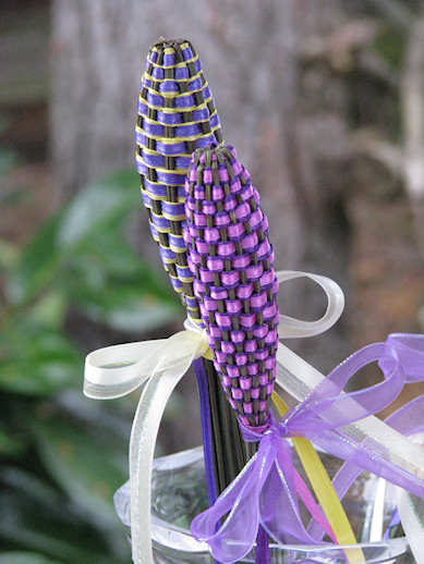 lavender wands made by Lorelle