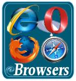 badge-web browsers