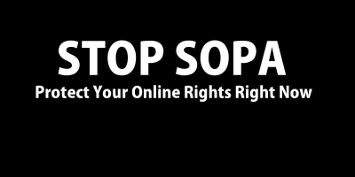 Stop Sopa Blackout