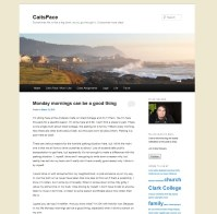 caitspace front pageview