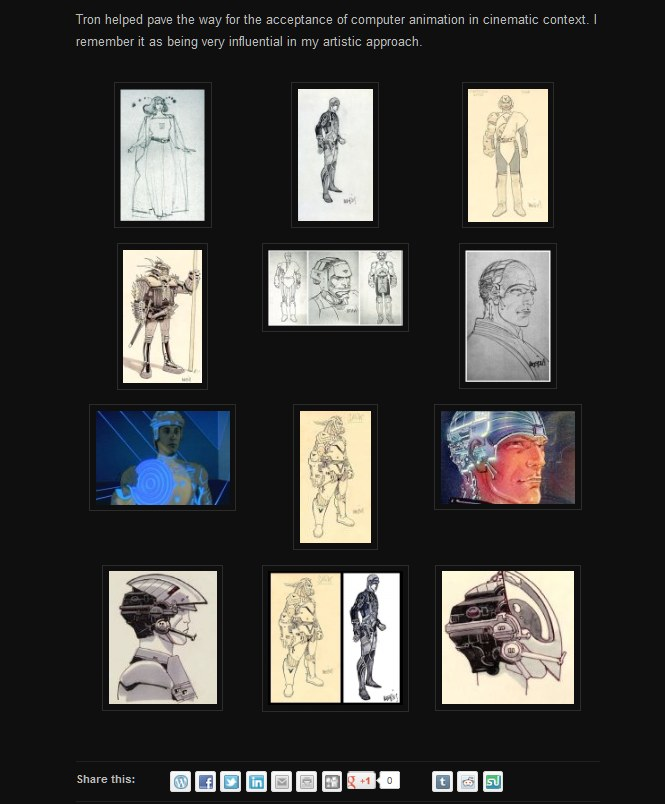 leiulf gallery example of tron images