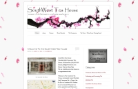 Southwest Tea House front page