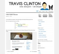 travis clinton front pageview