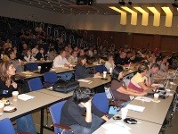 WordCamp San Francisco 2008 audience