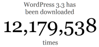 wordpress downloads march 2012
