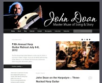 twenty eleven slider on john doan harp guitar site