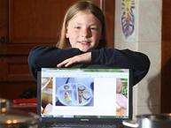 martha payne 9 year old food blogger and fundraiser
