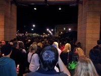 clackamas mall vigil - photographs by Lorelle VanFossen (27)