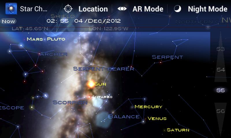 star chart planet alignment 3 « Lorelle on WordPress