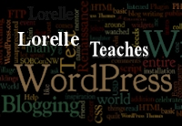 Lorelle Teaches - logo.