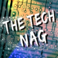 The Tech Nag by Lorelle - logo.