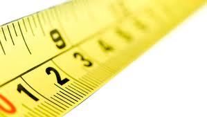 Measuring tap.