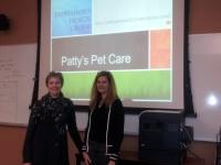 WordPress Class – Final Presentation of Pattys Pet Care – Clark Continuing Ed – instruction LorelleVanFossen