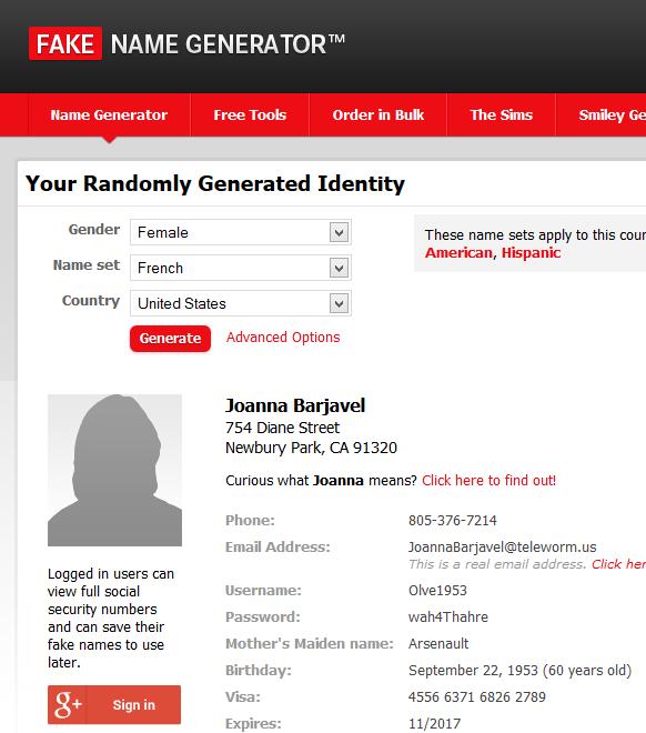 Blog names generator creative name