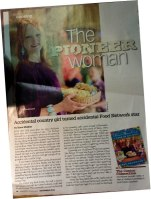 Ree Drummond The Pioneer Woman – featured in Costco Connection magazine