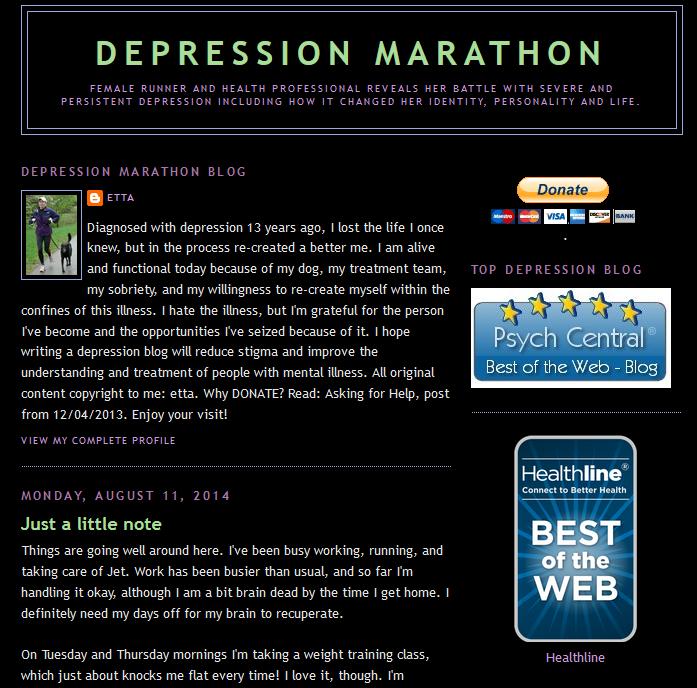 Depression_Marathon